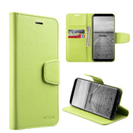 Urban Classic Leather Wallet Case for Samsung Galaxy S8 - Green