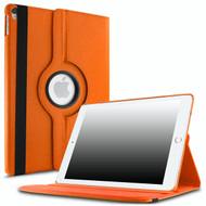 360 Degree Smart Rotary Leather Case for iPad Pro 10.5 inch - Orange