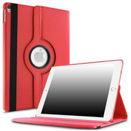 360 Degree Smart Rotary Leather Case for iPad Pro 10.5 inch - Red