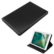 Book-Style Leather Folio Case for iPad Pro 10.5 inch - Black