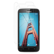 Crystal Clear Screen Protector for Coolpad Defiant - Twin Pack
