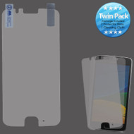 *Sale* Crystal Clear Screen Protector for Motorola Moto G5 - Twin Pack
