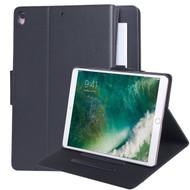Smart Leather Folio Case with Auto Wake / Sleep for iPad Pro 10.5 inch - Black