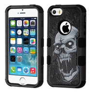 Military Grade Certified TUFF Image Hybrid Case for iPhone SE / 5S / 5 - Vampire