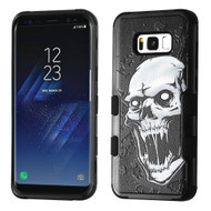 Military Grade Certified TUFF Image Hybrid Armor Case for Samsung Galaxy S8 Plus - Vampire