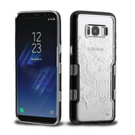 TUFF Panoview Transparent Hybrid Case for Samsung Galaxy S8 - Great Seal