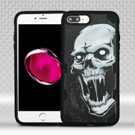 Military Grade Certified Challenger Graphic Hybrid Case for iPhone 8 Plus / 7 Plus - Vampire