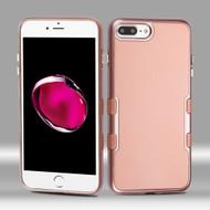 TUFF Panoview Hybrid Case for iPhone 8 Plus / 7 Plus - Rose Gold