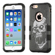 Military Grade Certified TUFF Image Hybrid Armor Case for iPhone 6 / 6S - Vampire