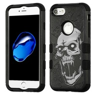 Military Grade Certified TUFF Image Hybrid Armor Case for iPhone 8 / 7 - Vampire