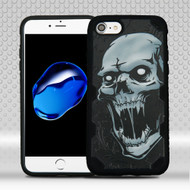 Military Grade Certified Freestyle Challenger Graphic Hybrid Case for iPhone 8 / 7 - Vampire