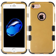 Military Grade Certified TUFF Hybrid Armor Case for iPhone 8 / 7 - Gold