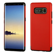 *Sale* Slim Armor Multi-Layer Hybrid Case for Samsung Galaxy Note 8 - Red