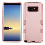 Military Grade Certified TUFF Hybrid Armor Case for Samsung Galaxy Note 8 - Rose Gold