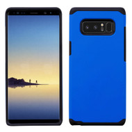 Hybrid Multi-Layer Armor Case for Samsung Galaxy Note 8 - Blue