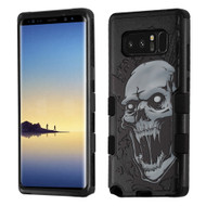 Military Grade Certified TUFF Image Hybrid Armor Case for Samsung Galaxy Note 8 - Vampire