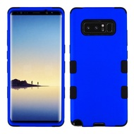 Military Grade TUFF Hybrid Armor Case for Samsung Galaxy Note 8 - Blue