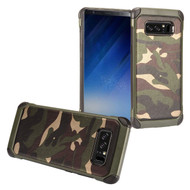*Sale* Tough Anti-Shock Hybrid Case for Samsung Galaxy Note 8 - Camouflage