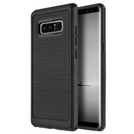 *Sale* Protek Premium Brushed TPU Case for Samsung Galaxy Note 8 - Black