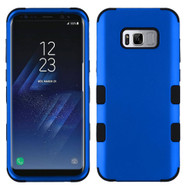 Military Grade TUFF Hybrid Armor Case for Samsung Galaxy S8 Plus - Blue