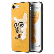 *Sale* Adorable Puppy Embroidery Case for iPhone 8 / 7 - French Bulldog