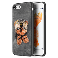 *Sale* Adorable Puppy Embroidery Case for iPhone 8 / 7 - Yorkshire