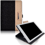 Book-Style 360 Degree Smart Rotating Leather Case for iPad Pro 10.5 inch - Black
