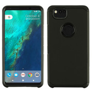 Hybrid Multi-Layer Armor Case for Google Pixel 2 - Black