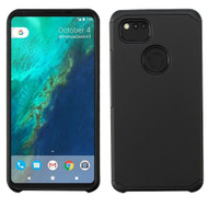Hybrid Multi-Layer Armor Case for Google Pixel 2 XL - Black
