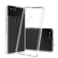 Polymer Transparent Hybrid Case for Google Pixel 2 - Clear