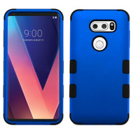 Military Grade Certified TUFF Hybrid Armor Case for LG V30 / V30+ - Blue