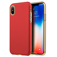 *Sale* Sublime Dual Layer Hybrid Case for iPhone X - Red