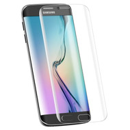 Curved Coverage Premium Tempered Glass Screen Protector for Samsung Galaxy S6 Edge - Clear