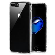 *Sale* Air Cushion Edge Crystal TPU Case for iPhone 8 Plus / 7 Plus - Clear