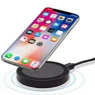 Wireless Charger Qi Inductive Charging Pad - Black