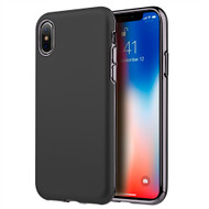 Sublime Dual Layer Hybrid Case for iPhone X - Black