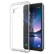 Crystal Clear TPU Case for Samsung Galaxy S8 Active - Clear