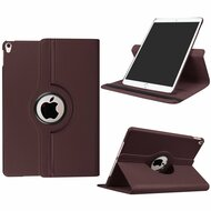*Sale* 360 Rotating Leather Hybrid Case for iPad Pro 10.5 inch - Brown