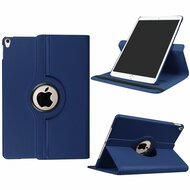 *Sale* 360 Rotating Leather Hybrid Case for iPad Pro 10.5 inch - Navy Blue