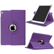 *Sale* 360 Rotating Leather Hybrid Case for iPad Pro 10.5 inch - Purple
