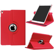 *Sale* 360 Rotating Leather Hybrid Case for iPad Pro 10.5 inch - Red