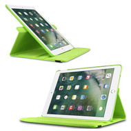 360 Rotating Leather Hybrid Case for iPad Pro 9.7 inch / iPad Air 2 - Green