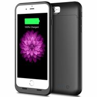 Smart Power Bank Battery Case 4500mAh for iPhone 8 / 7 - Black