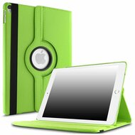 360 Degree Smart Rotating Leather Case for iPad Pro 12.9 inch (1st and 2nd Generation) - Green