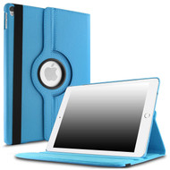 360 Degree Smart Rotating Leather Case for iPad Pro 12.9 inch (1st and 2nd Generation) - Baby Blue