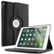 360 Degree Rotating Leather Case for iPad Pro 12.9 inch (2nd Generation) - Black