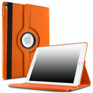 360 Degree Smart Rotating Leather Case for iPad Pro 12.9 inch (1st and 2nd Generation) - Orange