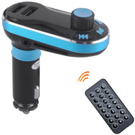 Bluetooth MP3 Player FM Transmitter Hands-free Car Kit with Dual USB Charger