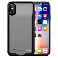 Smart Power Bank Battery Case 5200mAh for iPhone X - Black