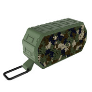 All-Terrain IPX6 Waterproof Bluetooth Wireless Speaker - Camouflage
